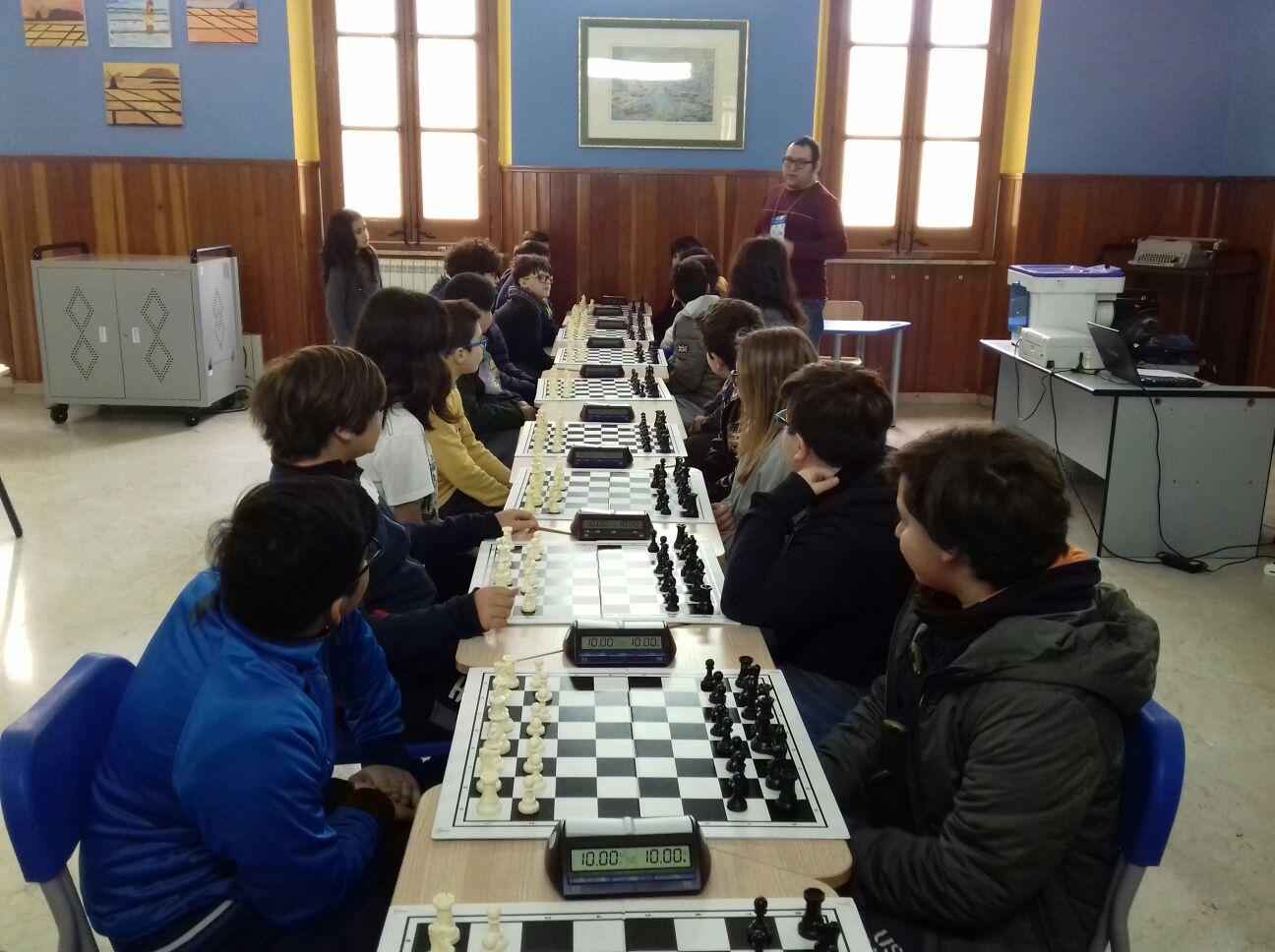 Scuola Pipitone - Scacchi