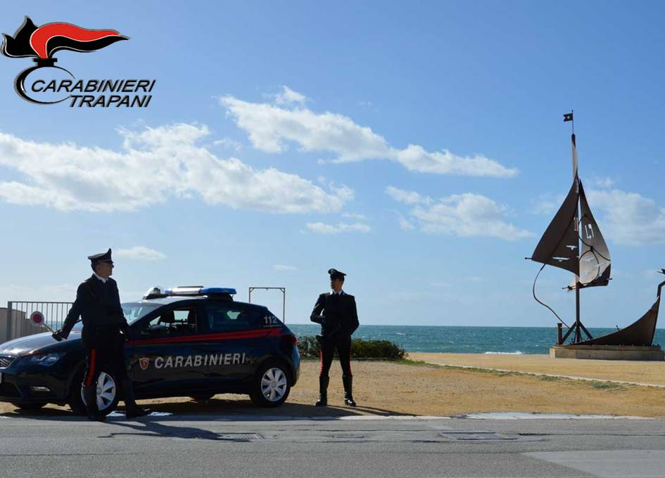 Carabinieri Mazara