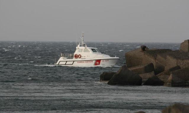 pantelleria motovedetta