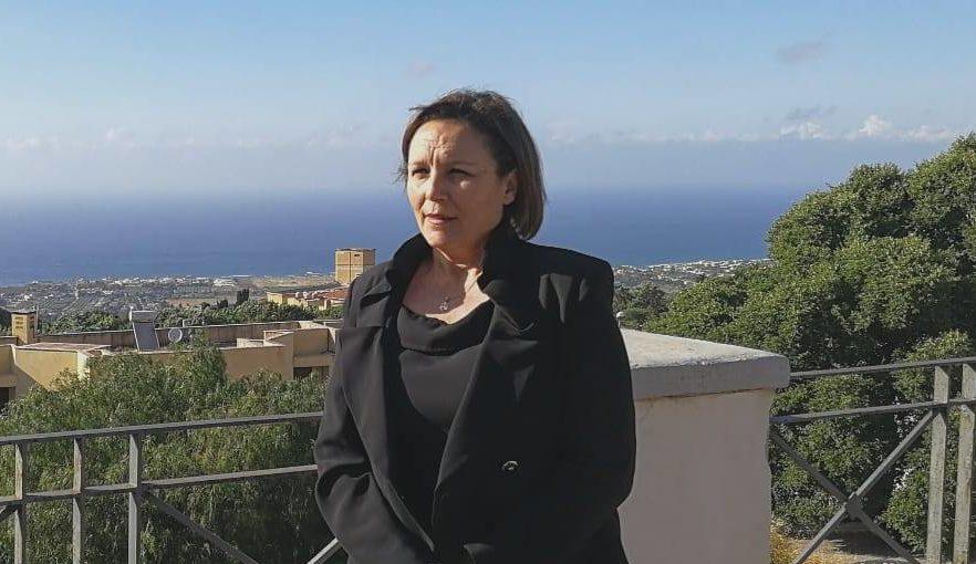Piera Aiello (foto Enrico Alagna)