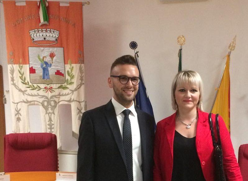 Carlo Ferreri e Maria Terranova