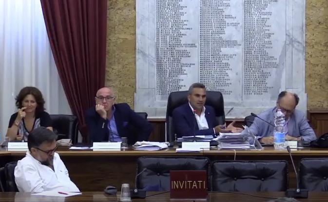Consiglio comunale Marsala 10 luglio 2018
