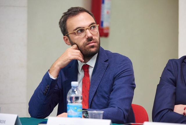 sindaco Domenico Surdi