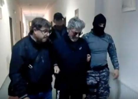 Arresto Vito Bigione