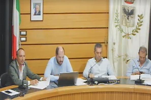 Consiglio comunale Alcamo 10 ottobre 2018