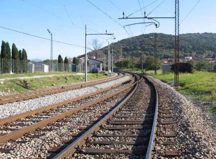 binario ferrovia