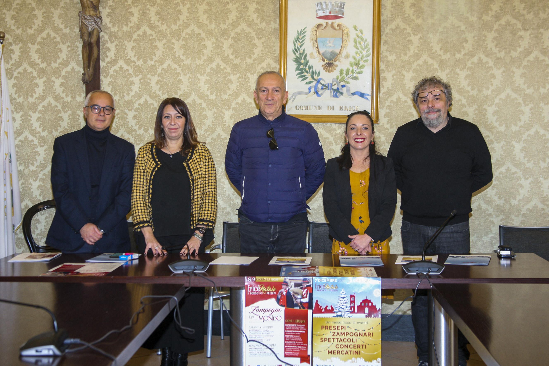 conferenza stampa EricéNatale