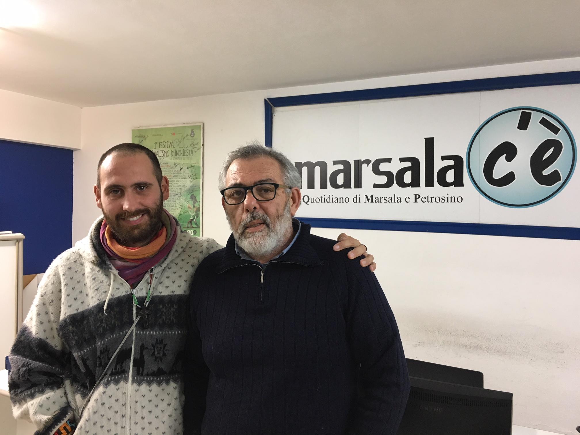 Mario Pellegrino e Enzo Zerilli