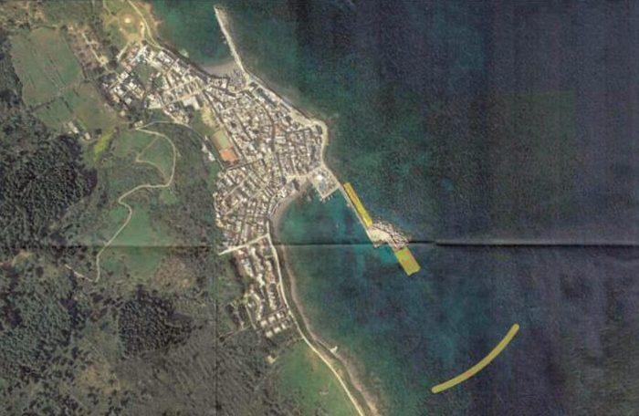 progetto porto Marettimo
