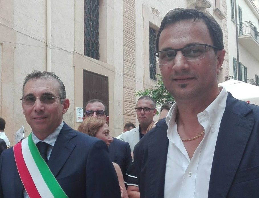 Nicola Rizzo e Giuseppe Cruciata