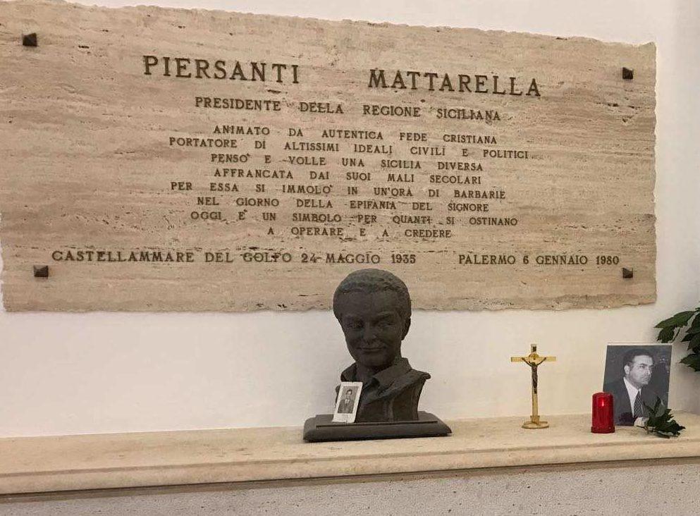 Tomba Piersanti Mattarella