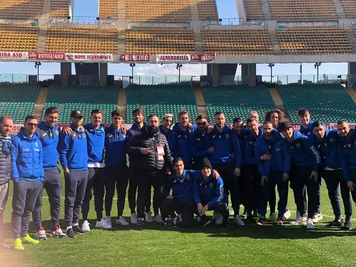 Marsala Calcio al San Nicola