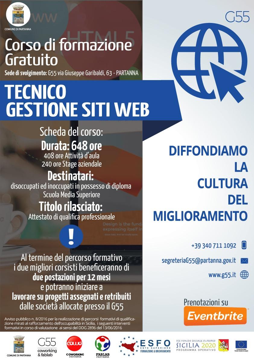 grafica corso G55 Partanna