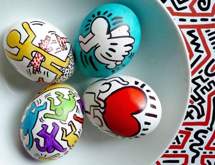 uova di Haring