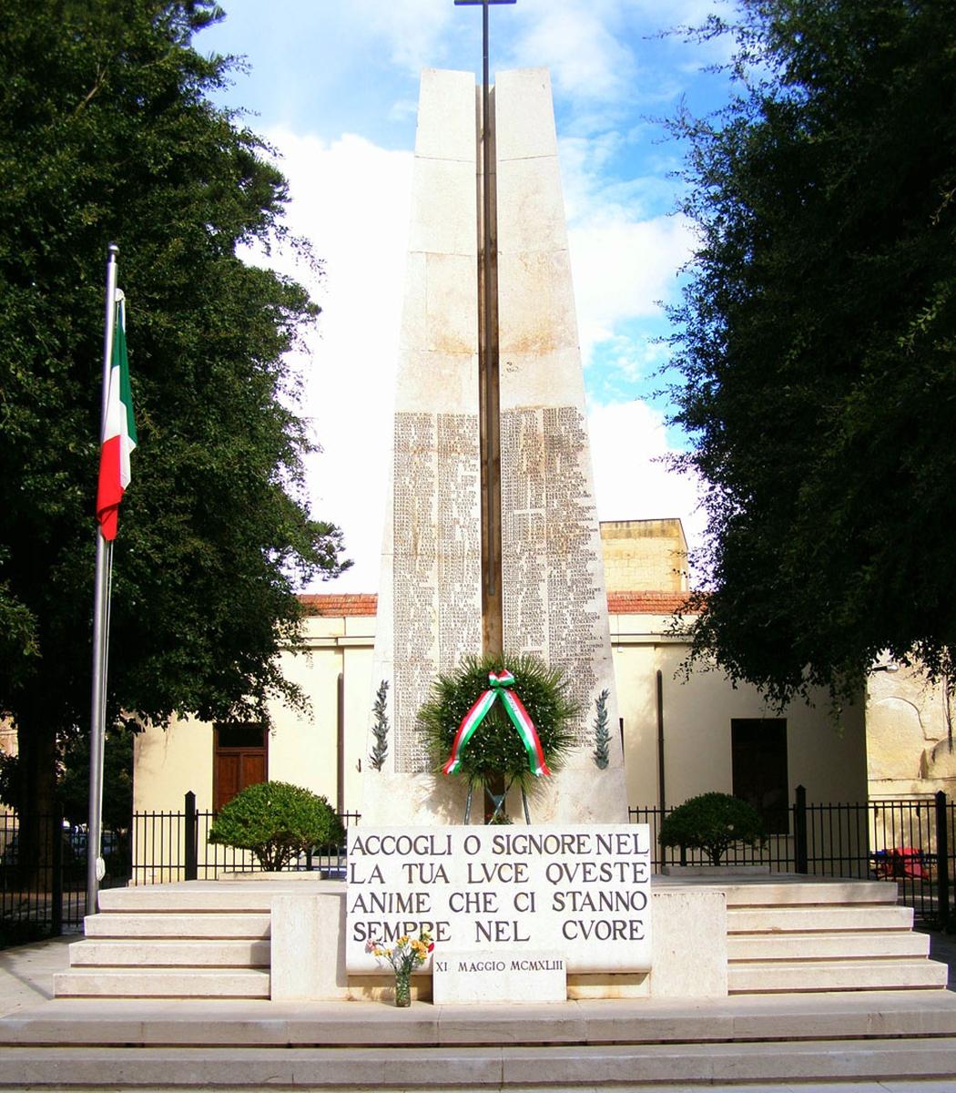 Monumento ai Caduti Marsala