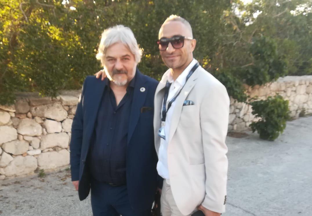 Fabrizio Premuti e Giancarlo Pocorobba
