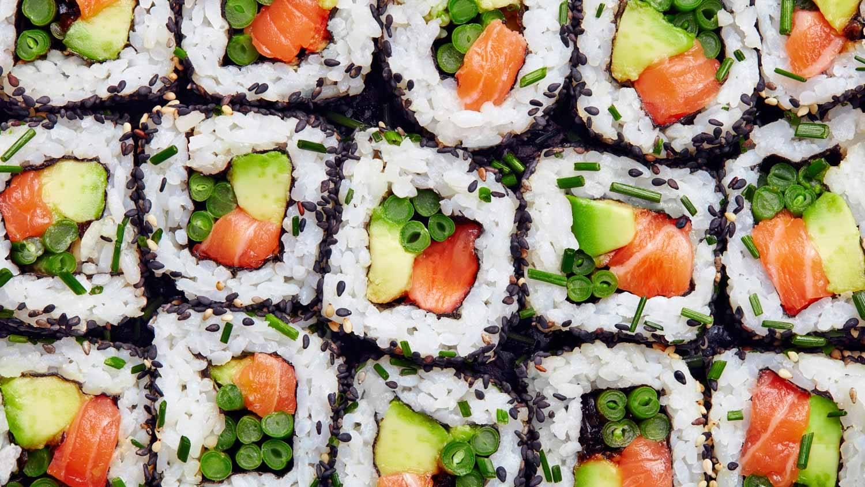 Sushi per Gratta e Vinci
