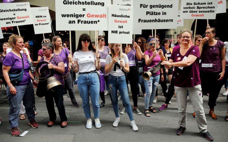 donne svizzere