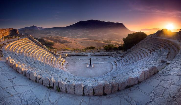 Teatro Antico Segesta