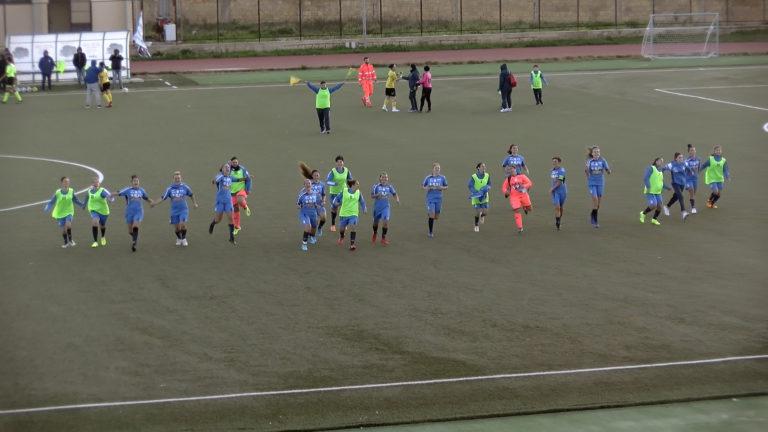 Calcio: il Marsala pareggia in casa. Meglio le azzurre che vincono 11 a 0 in Coppa - Itaca Notizie