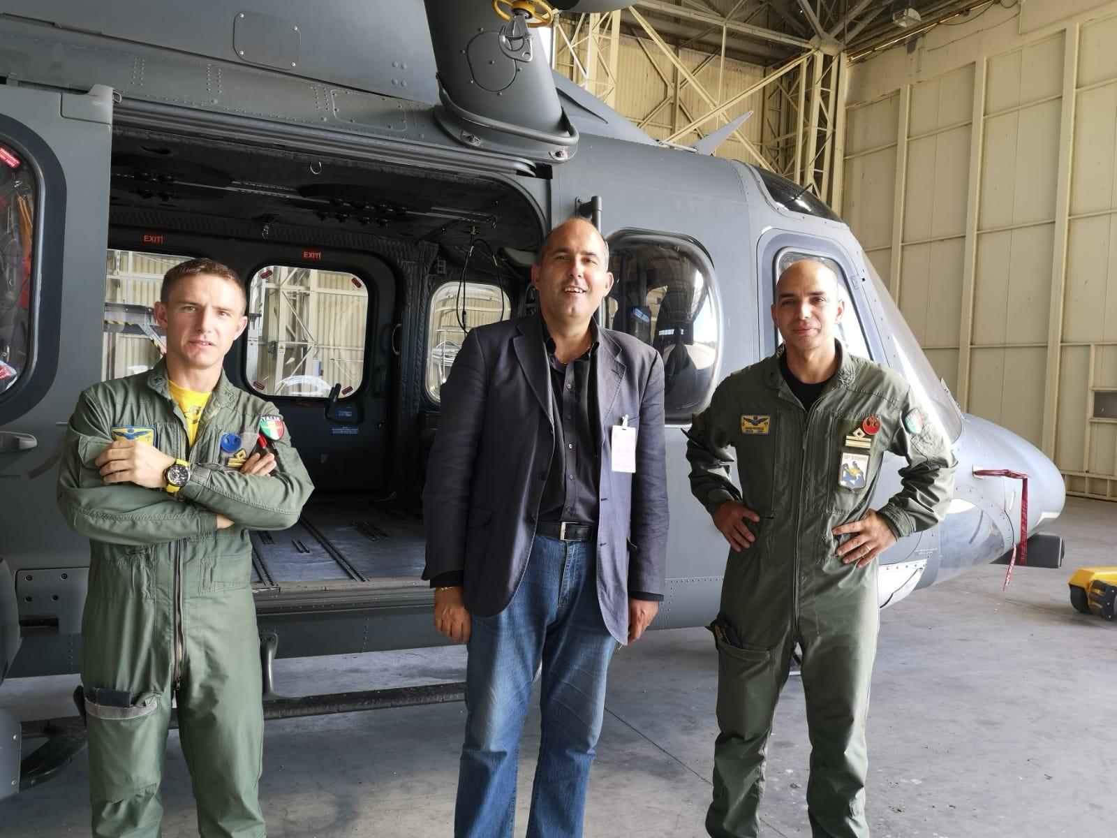 Il Premio Speciale 91025 Città di Marsala all'82° Centro CSAR dell'Aeronautica Militare - Itaca Notizie
